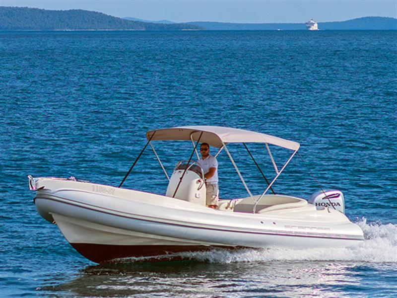 Vodice Rent a boat for the day or half of the day